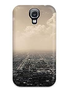 ZippyDoritEduard Slim Fit Tpu Protector LXXOATV5454DZvfr Shock Absorbent Bumper Case For Galaxy S4