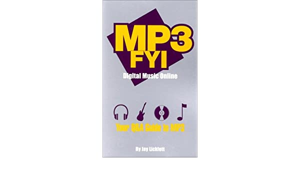 MP3 Fyi Digital Music Online Your Q&A Guide to MP3 Books