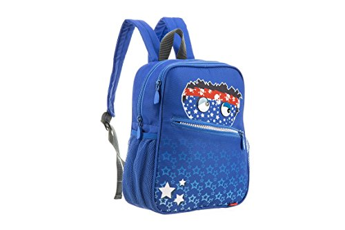 ZIPIT Backpack blue Talking Talking ZIPIT Red Monstar UxqZ6PwUgH