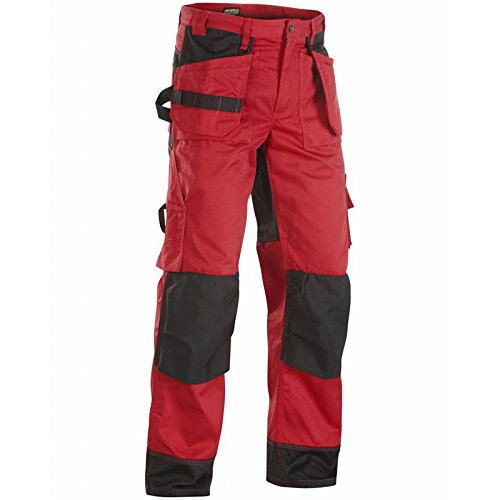 Metric Size D96 In Red//Black 150318605699D96 Trousers Size 34//30