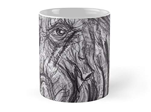 Davy Jones Sketch Mug - 11oz Mug - The best gift.]()