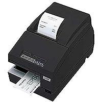 Epson C31C283A8791 TM-U675 Receipt-Slip Printer USB Interface MICR Autocutter and No DMHub - Requires PS180 - Color Cool Dark Gray