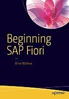 Beginning SAP Fiori Front Cover