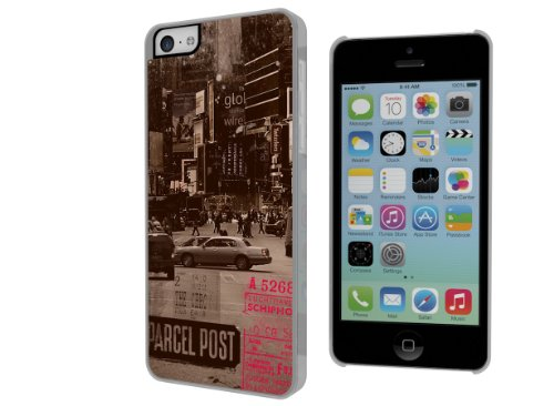 Master Case - Coque iPhone 5C Vintage Case -Street of NY