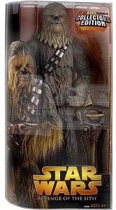 Hasbro figurine 30cm titan deluxe chewbacca e2988-star wars-new