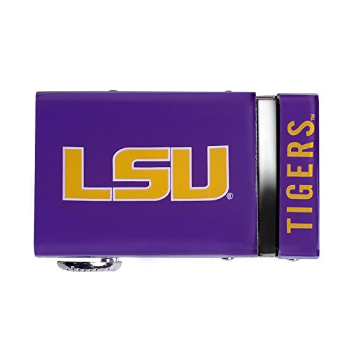 (Mission Belt LSU Tigers 40mm Buckle)