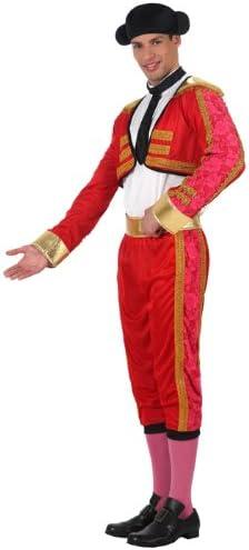 Atosa - Disfraz de torero para hombre, talla M/L (10089): Amazon.es: Juguetes y juegos