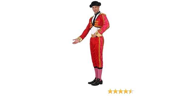 Atosa - Disfraz de torero para hombre, talla XL (10090): Amazon.es: Juguetes y juegos