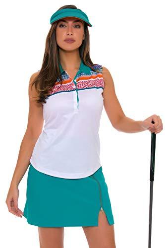 (EP Pro Cassis Plus Size Stretch Micro Twill Golf Skort 18)
