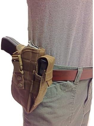 Nylon Pistola Cartuchera Para Pistolas De Su Lado Cadera O Vest Táctico Para Todos Los Automático Con 4 A 5 Barril Sports Outdoors