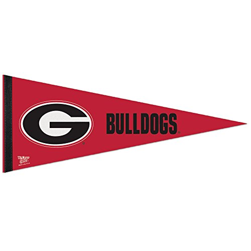 NCAA 58652011 University Of Georgia Premium Pennant, 12