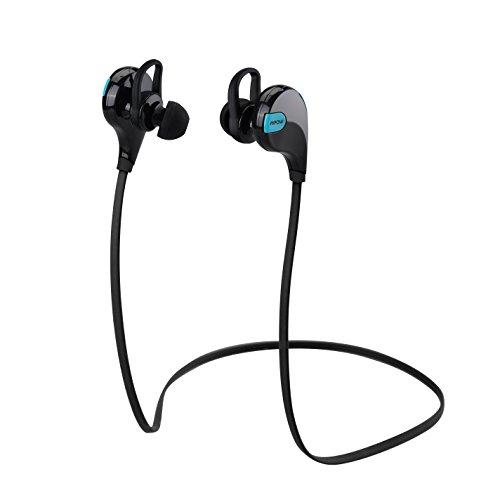 Sport Bluetooth Kopfhörer Mpow Swift Bluetooth Wireless Sport Stereo In-Ear-Kopfhörer für iPhone SE 7 6 6S 6 Plus 6S Plus 5S 5 5C 4S 4,Galaxy S7 S7 Edge S6 S6 Edge S5 S4 Mini J5, HTC M9 M8, Sony Z5 Z4 Z3 Compact usw.
