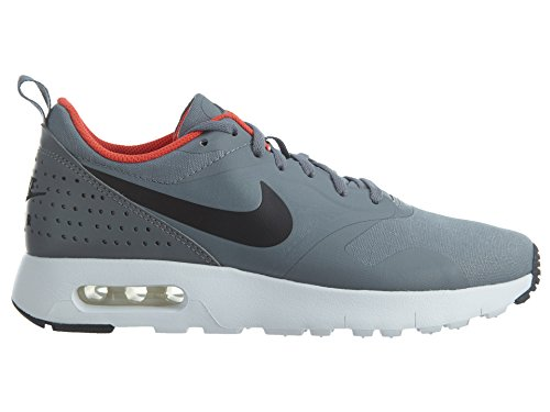 Nike Youth Air Max Tavas Textile Trainers Grey