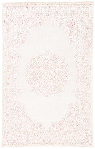 """Jaipur Living Malo Medallion White Area Rug (5' X 7'6"""") from Jaipur Living"""