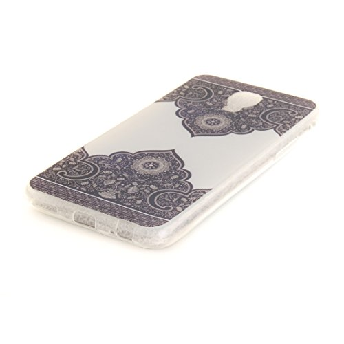X Fit Scratch Résistant Antichoc Silicone Souple Screen De Lace Bord Arrière Cas TPU Peint Couverture En LG Protection Transparent Motif Hozor Téléphone Cas De Slim OnazqZ5w6