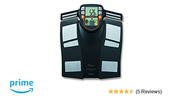 Amazon.com: Tanita FitScan BC-545F Segmental Body Composition Monitor: Health & Personal Care