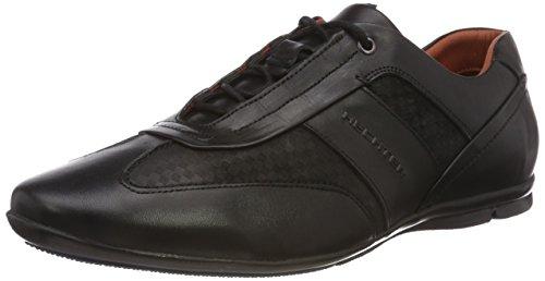 Hommes Daniel Hechter 822248071100 Noirs Baskets (noir)