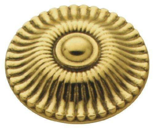 Asta 10 cm. PEBSHOP Braccio Reggi EMBRASSE in Ottone Barocco 2 /Ø 70 mm