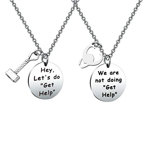 MAOFAED Get Help Necklace (Get Help NE) -