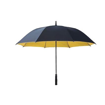 QBL Paraguas de Viaje de Negocios Automático a Prueba de Viento Plegable Auto Abrir Cerrar Paraguas