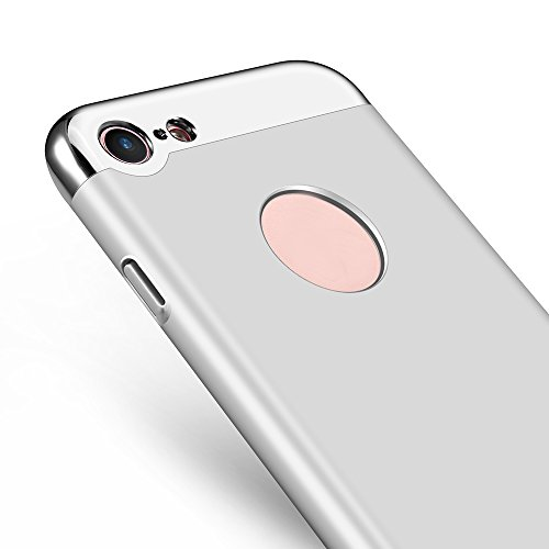 Cover Case for iPhone 7, MKLOT Armor Defender Case Anti Scratch Cover...