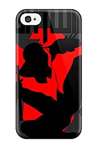 For Iphone 4/4s Premium Tpu Case Cover Nightwing Protective Case