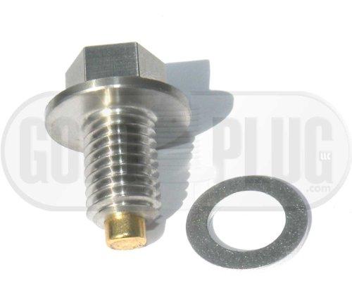 Gold Plug Magnetic Drain Plug AP-04