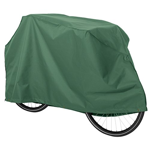 Classic Accessories 52-130-011101-11 Atrium Full Size Bicycle Cover, Green