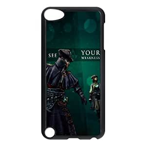MEIMEIIpod Touch 5 Phone Case Assassin's Creed F5M8076MEIMEI