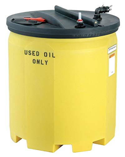 Snyder Industries 120-gal. Closed Top Vertical Double Wall Storage Tank - ()