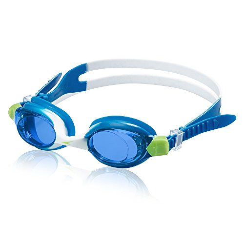 Speedo Kids' Skoogles Swim Goggle, Blue Ocean, One Size -
