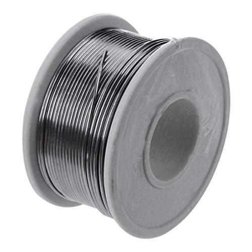 Jammas Top quality 1 Spool Solder Tin Lead Wire Rosin Core 1mm Dia 35 Feet Long ()