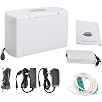 Denshine Portable O2 Producer O2 Compressor Oxygen Supplier Oxygen Inspissator Air Purifier Silent, Environment-friendly - DHL Shipping