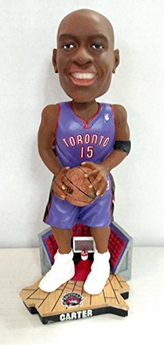 Vince Carter Legends of The Court Limited Edition Bobble Head - Collectible Doll Bobble