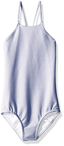 Seafolly Girls' Big Girls' Riviera Belle Tank