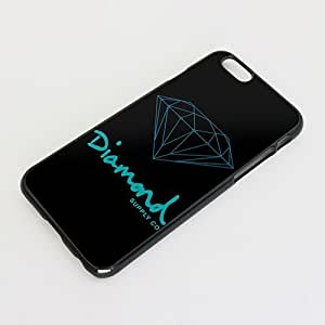 Diamond Supply Co Hd Image Plastic Case Cover for Iphone 6 (4.7) Case Black Shell Nice Packaged By Lindas