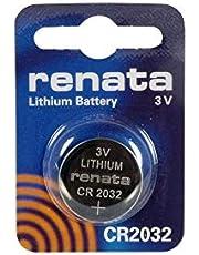 Renata CR2032 knoopcel CR 2032 Lithium 225 mAh 3 V