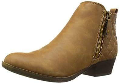 Sugar Women's Talyaa Boot, Dark Natural, 10 M US