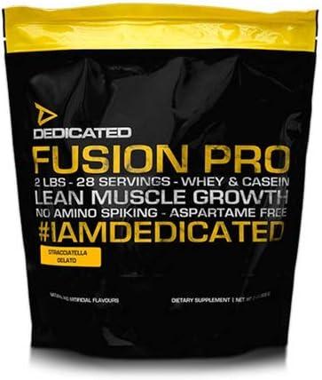 Dedicated Nutrition Polvo de Proteína Fusion Pro ...