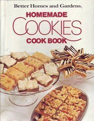 Better Homes and Gardens Homemade Cookies Cook Book (Better Homes And Gardens Owl Cookie Jar)