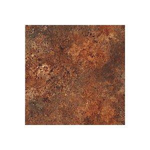 MINTCRAFT CL1992 Vinyl Floor Tile Rustic Marble - Rust Vinyl Flooring