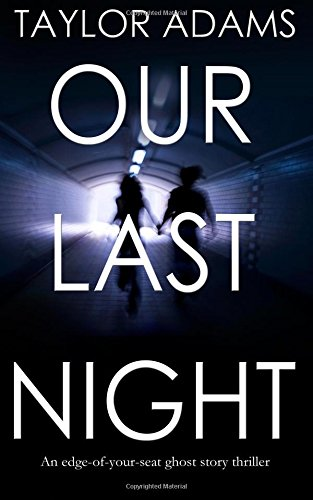 book cover of Our Last Night