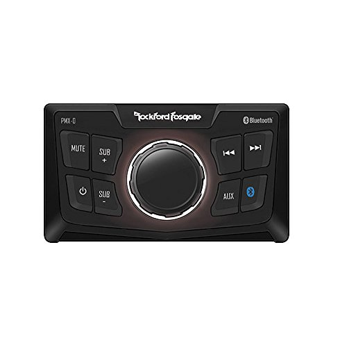 Rockford Fosgate PMX-0 Ultra Compact Digital Media Receiver by Rockford Fosgate