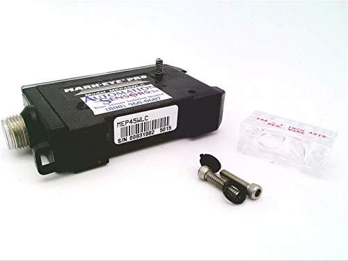 5-PIN Micro Connector M12 NO Optical Block TRITRONICS MEP45WLC Mark/•Eye PRO 45/µS Response TIME White LED 10 to 30 VDC Polarity Protected.