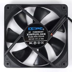 XSPC Xinruilian 120mm 1650 RPM Cooling Fan