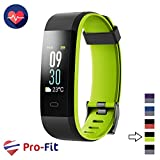 Pro-Fit VIP VeryFitPro Fitness Tracker Color Activity Tracker IP67 Waterproof Heart Rate Sleep Monitor
