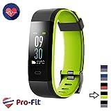 Pro-Fit VIP VeryFitPro Fitness Tracker Color Activity Tracker IP67 Waterproof Heart Rate Sleep Monitor