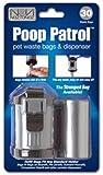 Poop Patrol Bag Dispenser and 2 Refill Rolls (253)