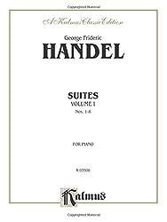 Suites, Vol 1: Nos. 1-8 (Kalmus Edition)
