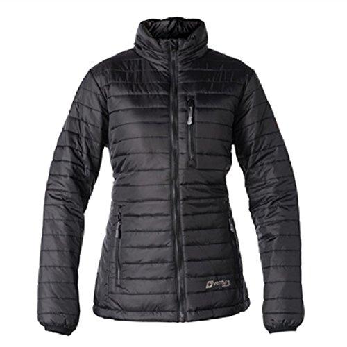 VentureHeat 5V USB Heat Women's Heated Insulate Jacket (Black, X-Small)